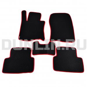 Автомобильные коврики Honda Accord 8