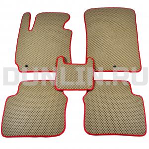 Автомобильные коврики Hyundai Elantra 5