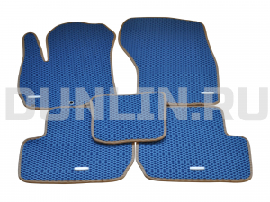 Автомобильные коврики Mitsubishi OutlanderXL
