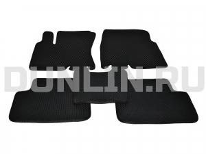 Автомобильные коврики Nissan Qashqai J10 +2