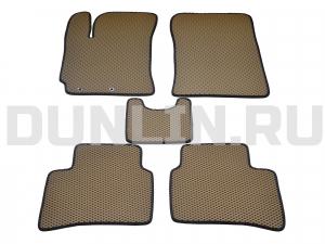Автомобильные коврики Hyundai Solaris 2