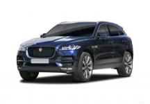Jaguar F-Pace 2016 - наст. время, автоковрики