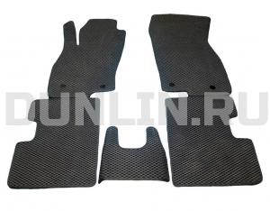Fiat Punto 3-е поколение (3D) 2009 - 2012, ковры в салон