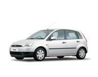 FordFiesta (Mk5) 5-е поколение 2002-2008, автомобильные коврики