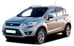 Ford Kuga 1 2008 - 2012, автомобильные коврики
