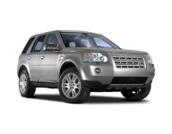 Land Rover Freelander 2-е поколение 2006-2014, коврик в багажник