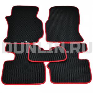 Автомобильные коврики Honda HRV 1 5d