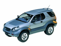 Isuzu Vehicross 1991-2001, коврики