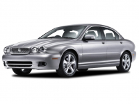 Jaguar X-Type 2001-2009, коврик в багажник