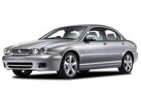 Jaguar X-Type 2001 - 2010, автомобильные коврики