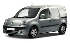 Renault Kangoo 2-е поколение 2008 и новее, коврики
