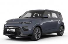 Kia Soul 3-е поколение 2019 и новее, автомобильные коврики