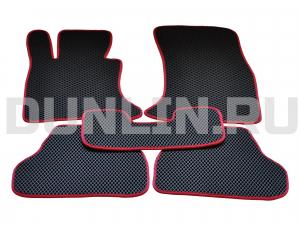 Автомобильные коврики BMW 5 (E60)