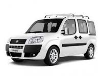 Fiat Doblo 1-е поколение (Panorama) рестайлинг 2005 - 2015, автоковрики