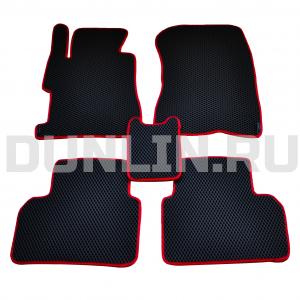 Автомобильные коврики HondaCivic 8