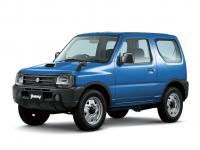 Suzuki Jimni JB23 2005-2012, автоковрики