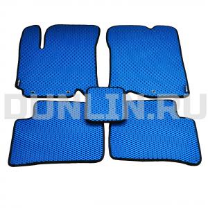 Автомобильные коврики Hyundai Solaris