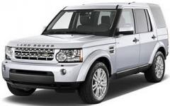 Land Rover Discovery 4-е поколение 2009-2016, автоковрики