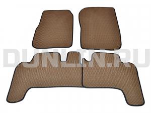 Автомобильные коврики Toyota Land Cruiser 80