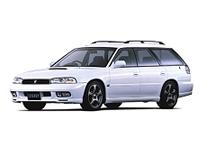 Subaru Legacy Outback 1-е поколение (BG) 1995-1999, автоковрики