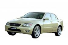 Lexus is 200 (левый руль) 1999 - 2005, коврики в салон