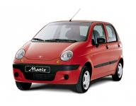 Daewoo Matiz 2000 и новее, автомобильные коврики
