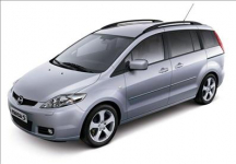 Mazda 5 I(CR) 2005 - 2010, автомобильные коврики