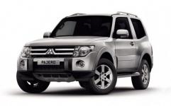 MitsubishiPajero (3D) 4-е поколение 2006-2011, автомобильные коврики