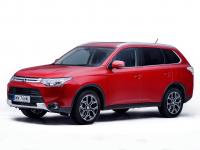 Mitsubishi Outlander 3 2012 -2018, ковры в салон