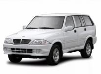 SsangYong Musso 1993-2005, автомобильные коврики