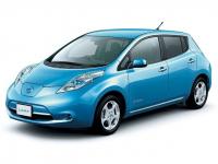 Nissan Leaf (ZE0) 1-е поколение, 2013 - 2017, правый руль