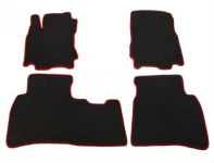 NissanNote 1 2005 - 2014, коврики в салон