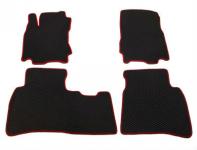 NissanNote 1-е поколение 2005-2013, коврики в салон
