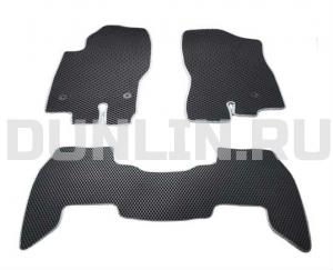 Автомобильные коврики Nissan Pathfinder 3 (R51 рестайлинг) 5 мест