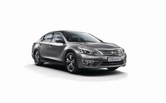 Nissan Teana L33 2014 и новее, коврики в салон