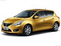 Nissan Tiida II (C13) 2015 и новее, коврики в салон