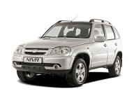 ChevroletNiva 2е поколение 2009 - наст. время, автомобильные коврики