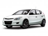 Hyundai i30 2007 - 2012, коврики