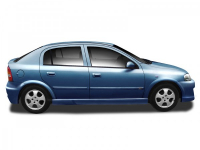 Opel Astra G 1998 - 2005, ковры в салон