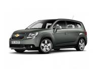 Chevrolet Orlando 1-е поколение (7 мест) 2010-2015, коврик в багажник