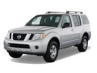 Nissan Pathfinder (R51) (5 мест) 3-е поколение 2004-2010, ковры в салон