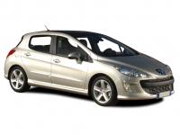 Peugeot 308 1 2008 и новее, ковры в салон