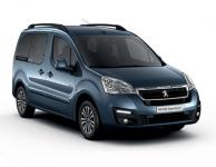 Peugeot Partner Tepee 2-е поколение 2007-2012, коврики