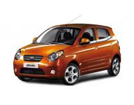 Kia Picanto 1 2004 - 2011, автомобильные коврики