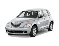 Chrysler PT Cruiser 2002 - 2010, коврики в салон