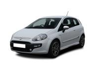 Fiat Punto 2009 - 2012 3d, ковры в салон