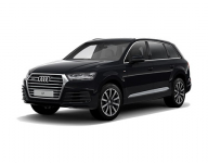 Audi Q7 2-е поколение 2015 - наст. время, коврик в багажник