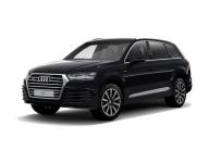 Audi Q7 2 2015 и новее, автомобильные коврики