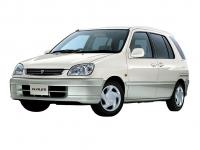 Toyota Raum 1-е поколение правый руль 1997-2003, коврики в салон