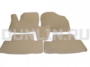 Автомобильные коврики Toyota RAV 4 3 (XA30)